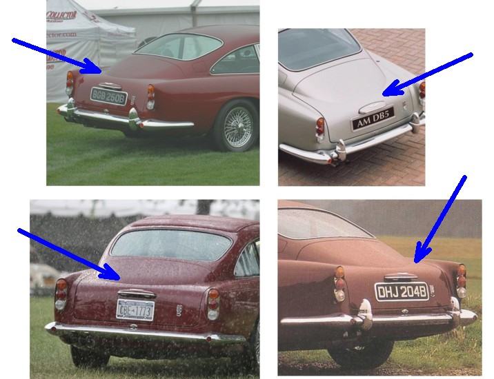 Db5 And Db4 Series 5 Bodies They Are Different