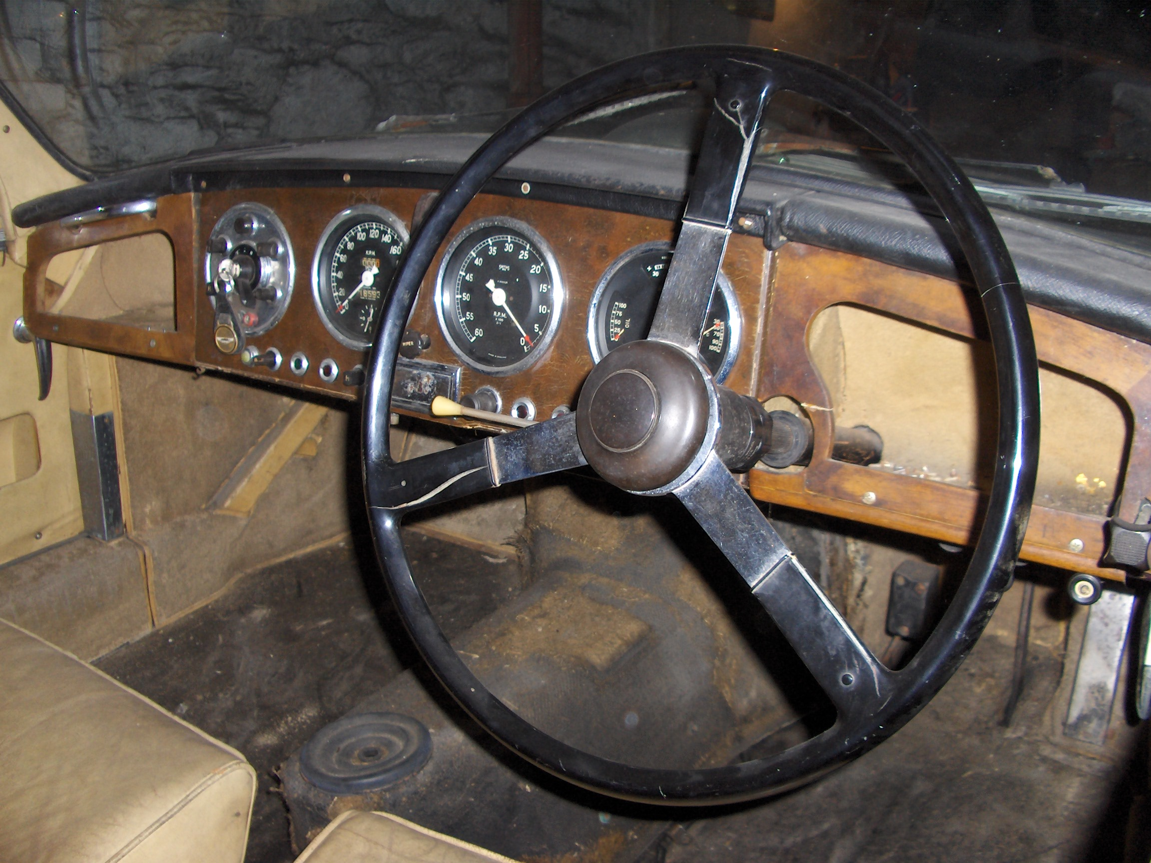 Here is a Bristol 400 with